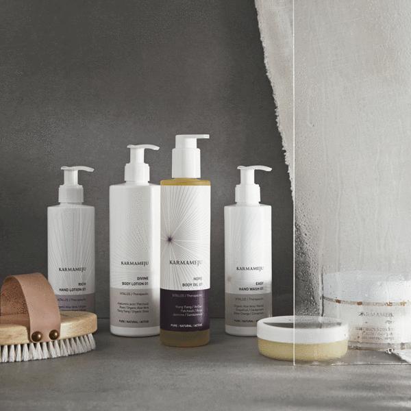 Karmameju – Body Oil, Lotion, Hand Wash