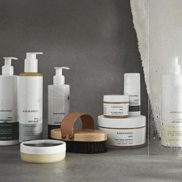 Karmameju – forskellige produkter